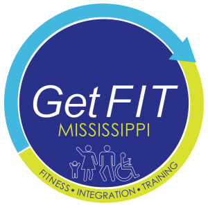 Get FIT Mississippi Logo